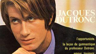 Le 45 tours provocateur que Jacques Dutronc sortira à la rentrée 1968... (DR)