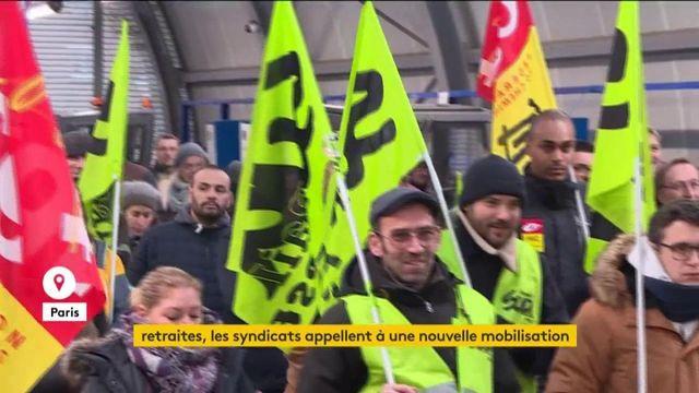 Grève contre la réforme des retraites : le mouvement reconduit jusqu'à lundi
