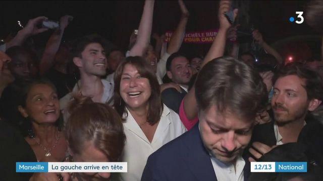 Municipales : la gauche arrive en tête à Marseille