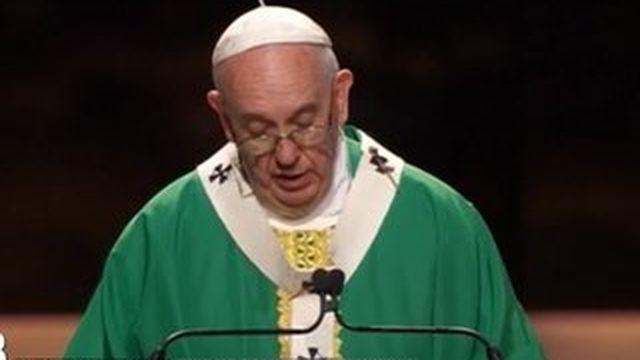 Le pape François conforte sa popularité aux États-Unis
