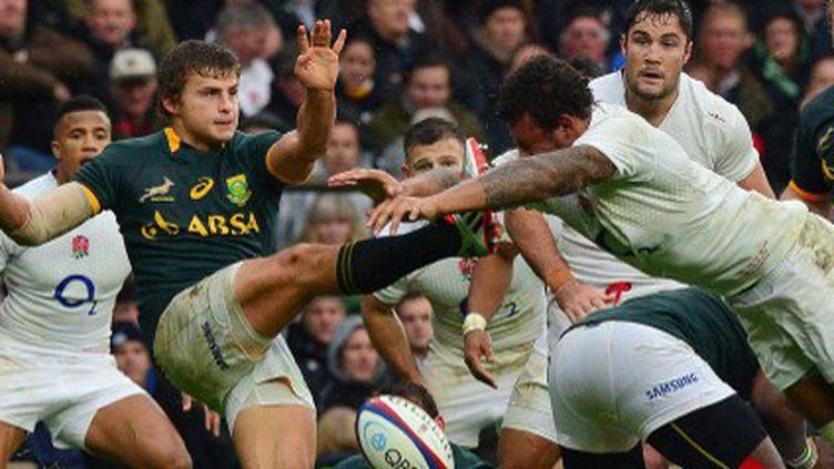 Angleterre-Afrique du Sud (PAUL ELLIS / AFP)