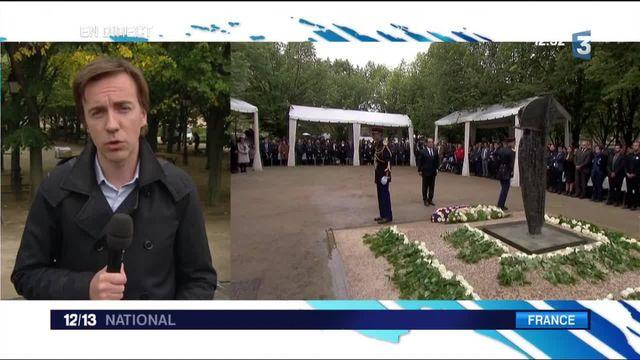 Terrorisme : hommage national aux Invalides