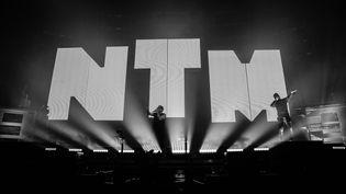 Suprême NTM à l'AccorHotel Arena, 2019. (GIANNI GIARDINELLI)