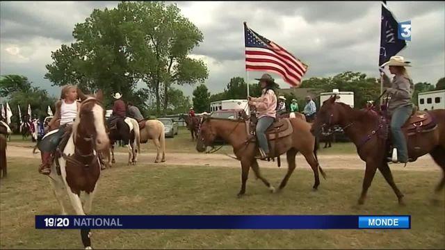 États unis : Oklahoma, un État pour Donald Trump