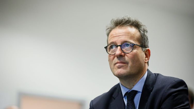 Martin Hirsch en décembre 2017. (THOMAS PADILLA / MAXPPP)