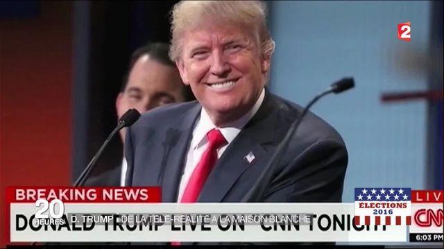 Présidentielle américaine : Donald Trump, la success-story