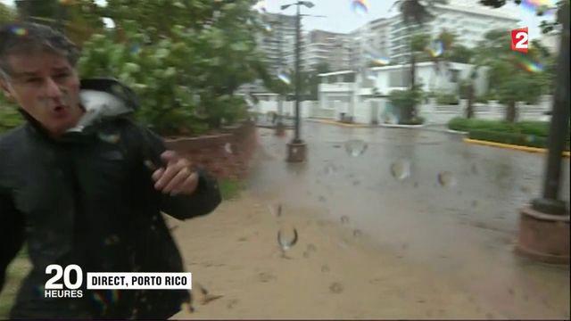 Ouragan Irma : l'aéroport de Saint-Martin dévasté