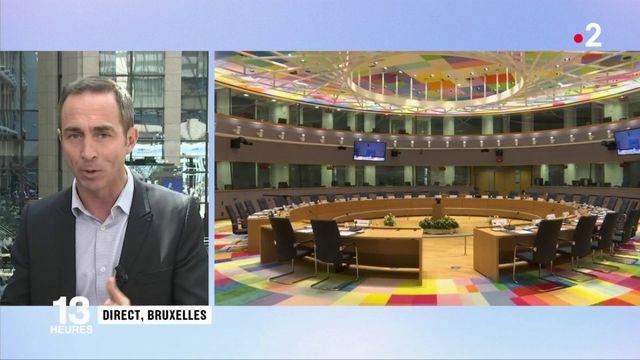 Europe : le sommet européen suspendu