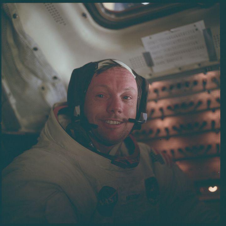 L'astronaute Neil Armstrong, le premier homme à avoir marché sur la lune. (NASA / FLICKR.COM)