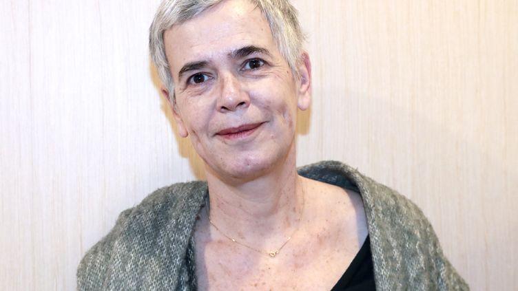 La directrice de l'Inserm, Nathalie Bajos, le 8 février 2018, à Paris. (JACQUES DEMARTHON / AFP)
