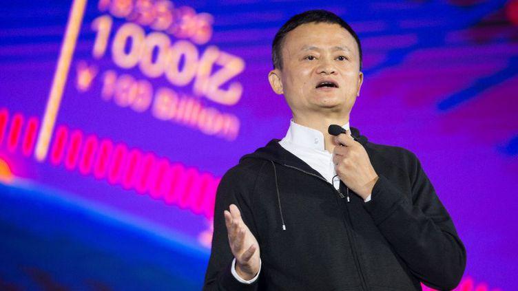 Jack Ma, 54 ans, va prendre sa retraite et laisser sa place à la tête d'Alibaba,géant chinois de la vente en ligne. (STR / AFP)