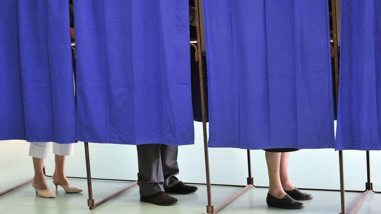 Les élections législatives se tiendront les 10 et 17 juin 2012. (PHILIPPE HUGUEN / AFP / GETTY IMAGES)