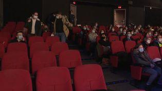 Cinéma. (Capture d'écran France 3)