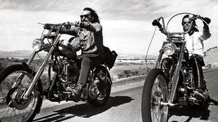 """Peter Fonda et Dennis Hopper dans """"Easy Rider""""  (KOBAL / THE PICTURE DESK)"""