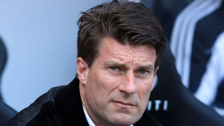 Michael Laudrup, actuel entraîneur de Swansea