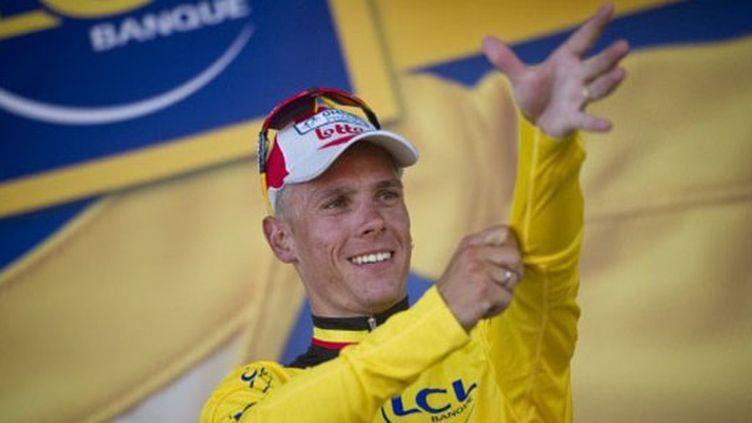 Philippe Gilbert (LIONEL BONAVENTURE / AFP)