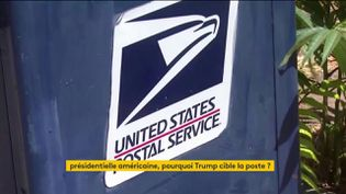 Les services postaux américains (FRANCEINFO)