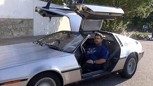 Anthony et sa DeLorean  (France 3 / Culturebox)