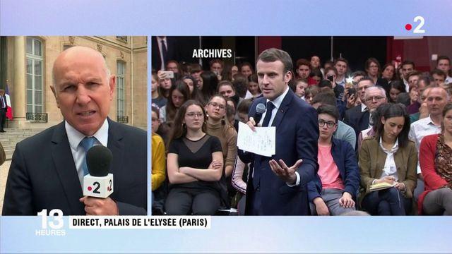 Emmanuel Macron : une conférence de presse pour lancer l'acte 2 du quinquennat ?