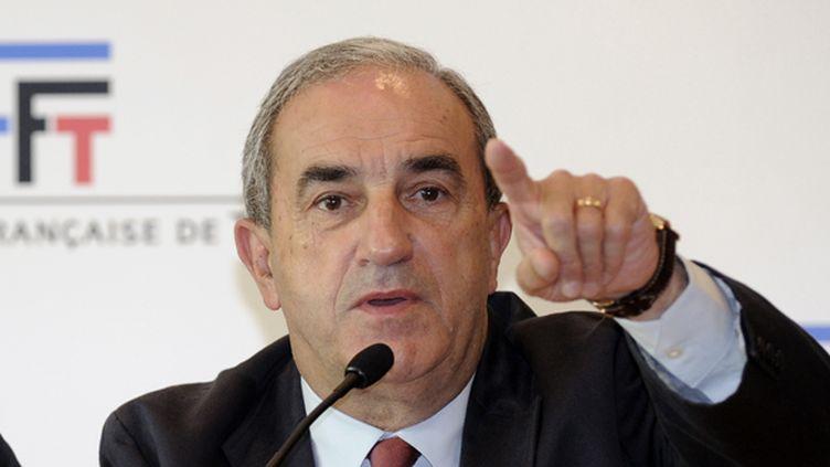 Jean Gachassin  (BERTRAND GUAY / AFP)