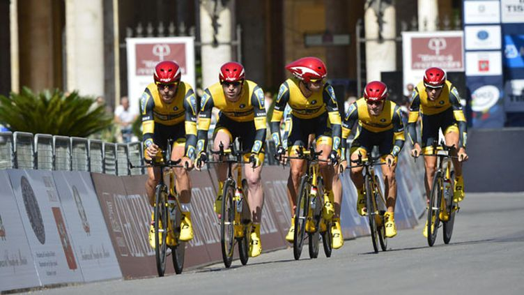 (L'équipe sud-africaine a déjà couru en Europe © MAXPPP)