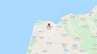 Tanger (Maroc). (GOOGLE MAPS)