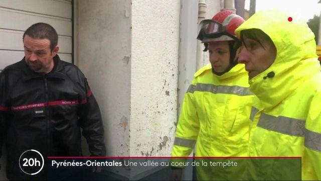 Pyrénées-Orientales : une vallée au cœur de la tempête