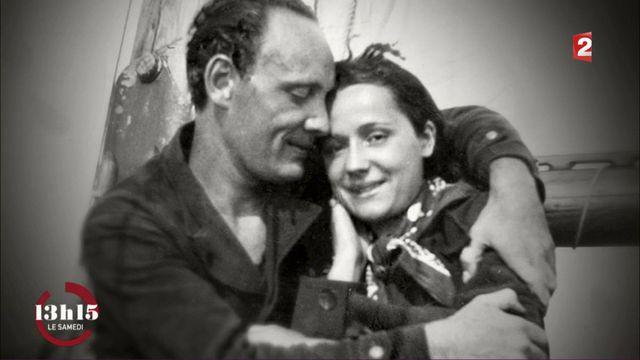 """VIDEO. """"13h15"""". A cent ans, le mari de Gisèle Casadesus lui faisait toujours des déclarations d'amour"""