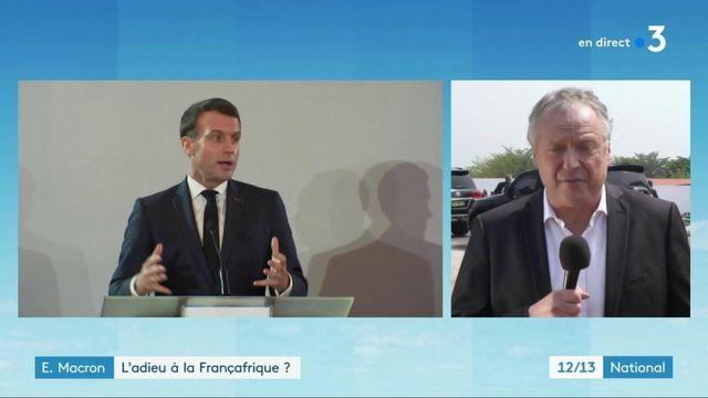 Emmanuel Macron : la fin du franc CFA, l'adieu à la Françafrique ?