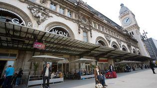 La gare de Lyon à Paris. (LOIC VENANCE / AFP)