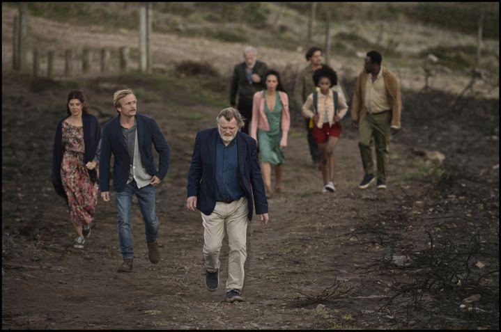 Brendan Gleeson, Jérémie Renier et Marisa Tomei dans Frankie de Ira Sachs (SBS Distribution)