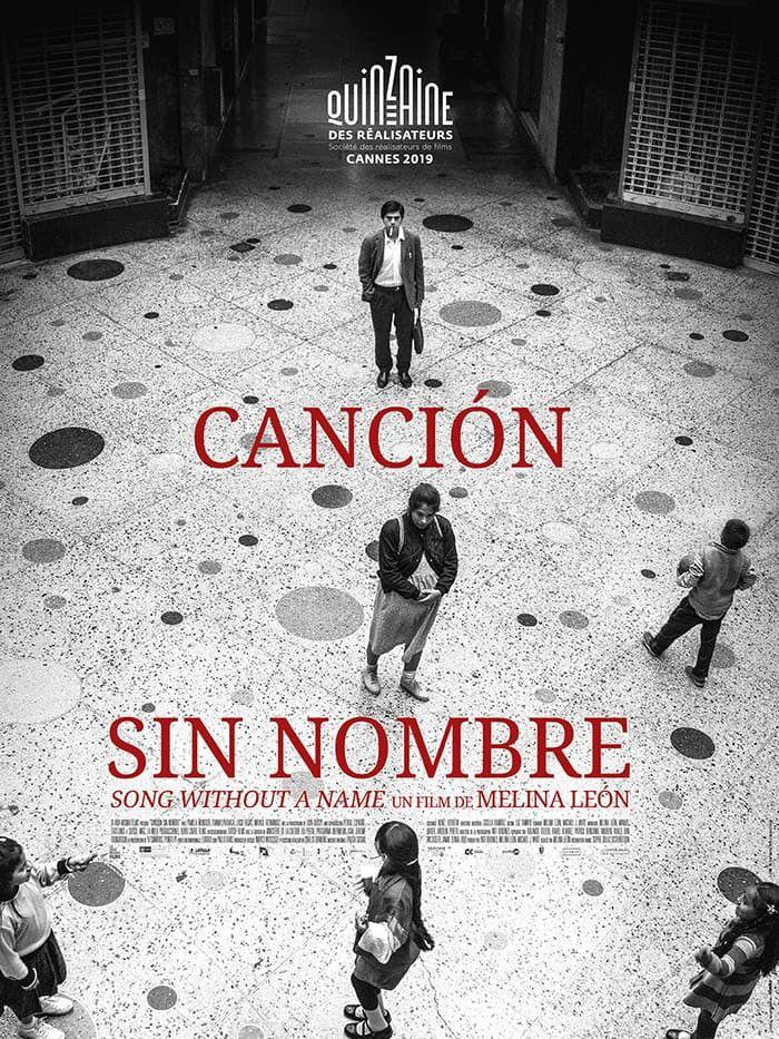 L'affiche de Cancion sine nombre (Melina Leon)