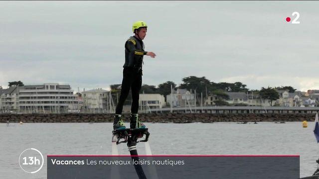 Sports de glisse : le succès des nouvelles disciplines à sensations fortes