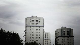 Cité des Mureaux, octobre 2006. (OLIVIER LABAN-MATTEI / AFP)