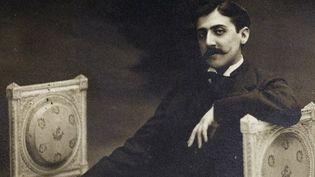 Marcel Proust, 1896, photo de Wegener Otto  (LEEMAGE)
