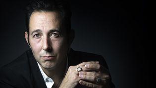 L'auteur Thomas B. Reverdy en octobre 2015  (Joël SAGET / AFP)