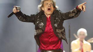 Le chanteur des Rolling Stones, Mick Jagger, le 26 août 2019 à Glendale (Etats-Unis). (USA TODAY NETWORK / SIPA)