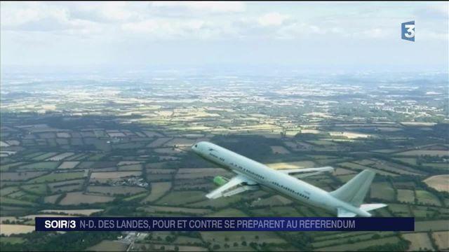 Notre-Dame-des-Landes : les électeurs se préparent au référendum sur la construction de l'aéroport controversé