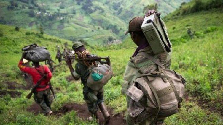 Les rebelles du mouvement M23 ont annoncé un cessez-le-feu. (AFP/Phil Moore)
