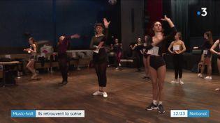 La Rochelle : des danseurs reprennent goût à la scène (France 3)