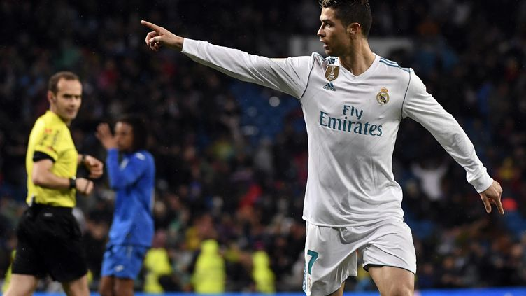 Ronaldo (Real Madrid) (PIERRE-PHILIPPE MARCOU / AFP)