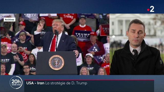Mort du général Soleimani : Donald Trump tape du poing sur la table