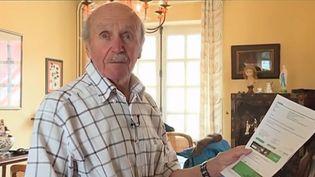 Dans un mois sera donné le départ du Marathon de Paris. Parmi les 50 000 coureurs, Charles-François Bancarel, 90 ans, espère le terminer en moins de six heures. (FRANCE 3)