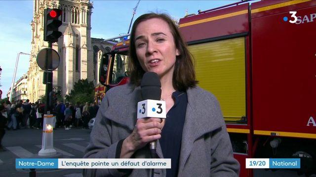 Incendie de Notre-Dame : une éventuelle défaillance électrique pointée par l'enquête