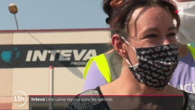 Emploi : le patron d'Inteva veut reprendre l'usine sans ses salariés