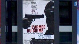 """Avec """" L'armée du crime"""" , Robert Guédiguian fait revivre l'histoire du groupe Manouchian  (Culturebox)"""