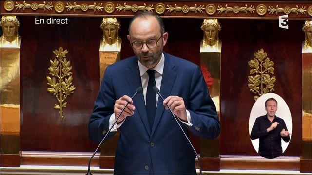 Intégralité du discours de politique générale d'Edouard Philippe