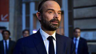 Edouard Philippe, Premier ministre, le 15 mai 2017, à Paris. (Photo d'illustration) (CHRISTOPHE ARCHAMBAULT / AFP)