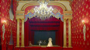 Le théâtre du Château de Brissac-Quiné (Maine-et-Loire). (LOURDEL LIONEL / HEMIS.FR / HEMIS.FR)