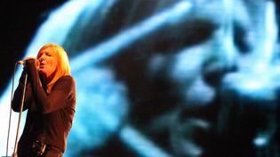 Beth Gibbons, la chanteuse de Portishead  (LE SAUX LIONEL/SIPA)
